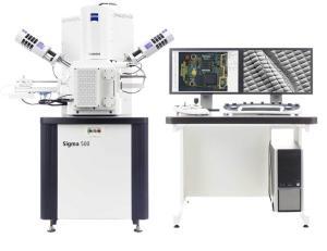 蔡司SIGMA 500高分辨率场发射扫描电镜