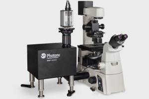超高速激光拉曼显微成像系统