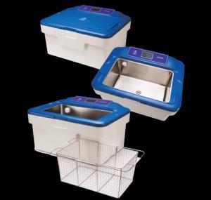 鼎泰精銳全自動靜音型智能超聲波清洗機DTA-33