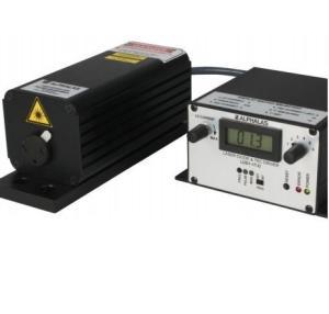 亚纳秒主动调Q固体激光器