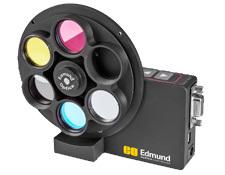 edmund 电动滤光片轮
