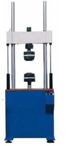 微機控制橡膠電液伺服疲勞試驗機