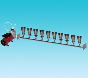 华旦HDG-10A十联不锈钢过滤器/多联过滤器