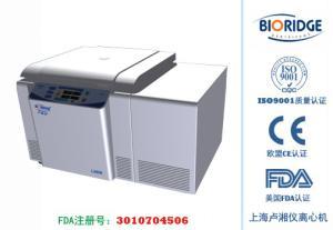 盧湘儀 L580R 大容量冷凍離心機
