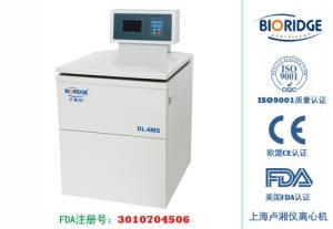 盧湘儀 DL-6MS 液顯大容量冷凍離心機