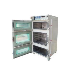 三层三门独立控温真空干燥箱烘箱