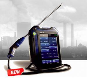 德国威乐F-550CI 智能烟气综合分析仪