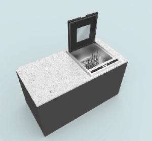 喜瓶者Glory-1水槽式洗瓶机