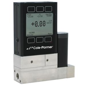 Cole-Parmer® 水流量计和控制器