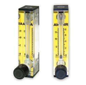 coleparmer丙烯酸流量计用于气体和水