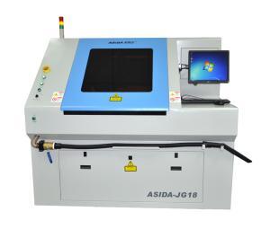 紫外FPC激光切割机大幅面高效切割