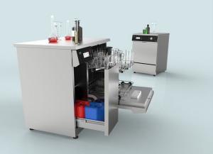 实验室洗瓶机拥有专业设计的功能与系统