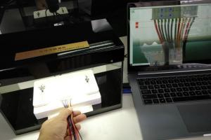 萬深LC-D型自動線序檢測儀