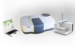 液体自动进样紫外可见光谱测量解决方案