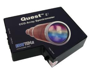 高性能低杂散光CCD光谱仪