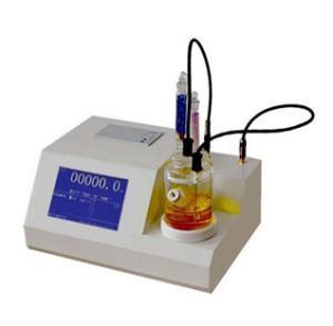 自动微量水分测定仪
