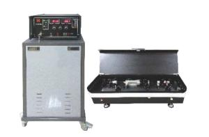 WGL-3 脈沖調Q Nd:YAG倍頻激光器實驗裝置