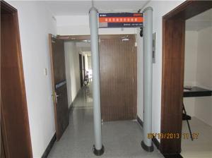 國產YZ-2011圓柱形金屬探測門
