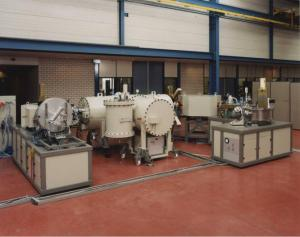荷兰1.0 MV HVE 加速器质谱