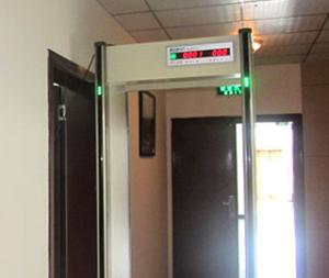 國產SMA-800G金屬探測門(6區)、