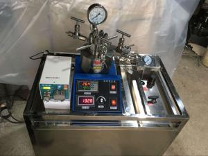 C02装置高温高压智能一体化微型反应器