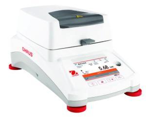 MB120鹵素加熱水分分析儀