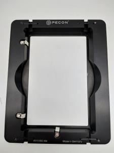 倒置顯微鏡玻璃底多孔板樣品框