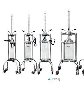 汉邦MCC-Q100玻璃层析柱