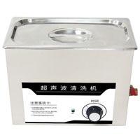 子期ZQ-40 10L台式机械旋钮超声波清洗器