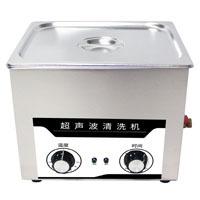子期ZQ-80H机械旋钮加热超声波清洗器