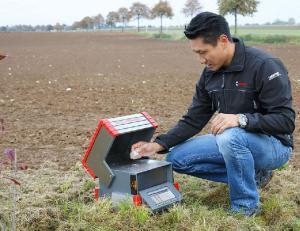 德國斯派克移動X熒光光譜儀 現場土壤分析儀