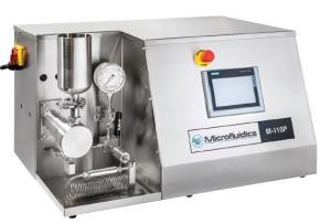 高压微射流均质机Microfluidizer M-110Pv3