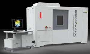 nanoVoxel 4000系列X射線三維顯微CT