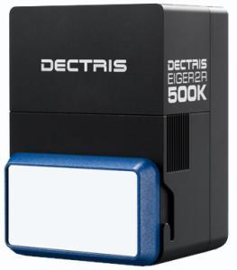 DECTRIS混合像素X射线探测器EIGER2 R 500K
