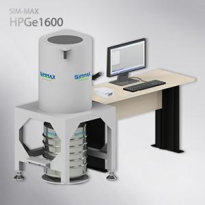 SIM-MAX HPGe1600 高纯锗伽玛能谱仪
