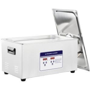 单槽数码超声波清洗机 带排水阀清洗机