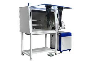 VGB-6前窗开启式除水除氧循环手套箱