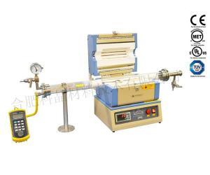 OTF-1200X-S-DVD小型坩堝移動管式爐