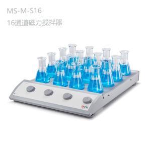 大龙 16通道磁力搅拌器 MS-M-S16
