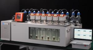 乌式粘度仪 自动粘度仪(带在线自动清洗烘干模块)