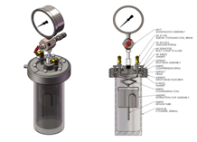 Parr 4632 高压萃取装置