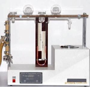 鲁玟SF-1型压差法水分测定装置