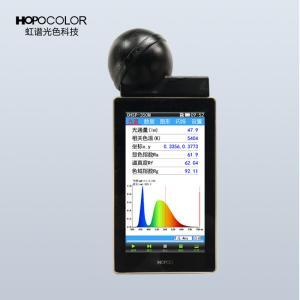 OHSP350M光通量测试仪 流明测试仪 色温仪 频闪测试仪