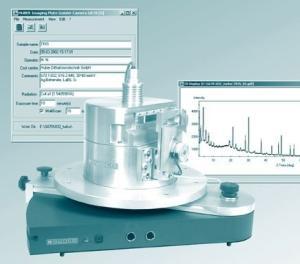 X射线超高精快速粉末衍射仪