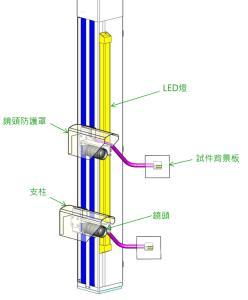 U33LDE非接触式标点伸长(视觉标点伸长仪)