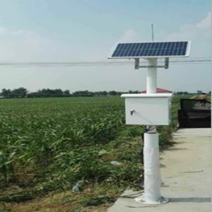 土壤溫濕度監測系統