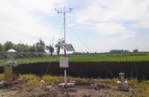 自动气象站设备六要素