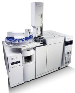 Agilent 7890A/5975C 氣-質聯用儀