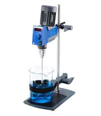 RW 20 digital 顶置式机械搅拌器