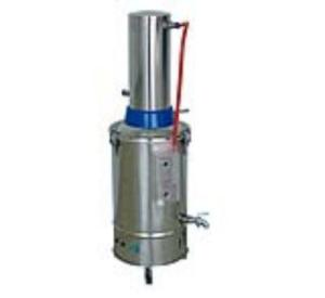 YN-ZD-Z-5自动断水型不锈钢电热蒸馏水器